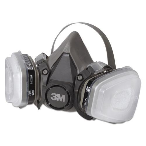 Half Facepiece Paint Spray/Pesticide Respirator, Small
