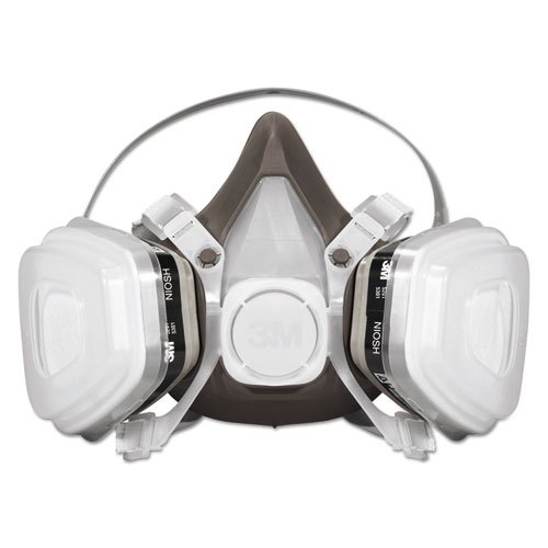 Half Facepiece Disposable Respirator Assembly 53P71