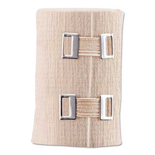 Elastic Bandage with E-Z Clips, 3 x 64
