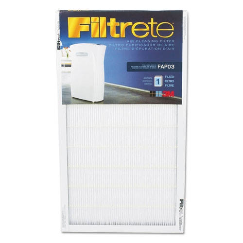 Air Cleaning Filter, 11 3/4in. x 21 1/2in. FAPF034