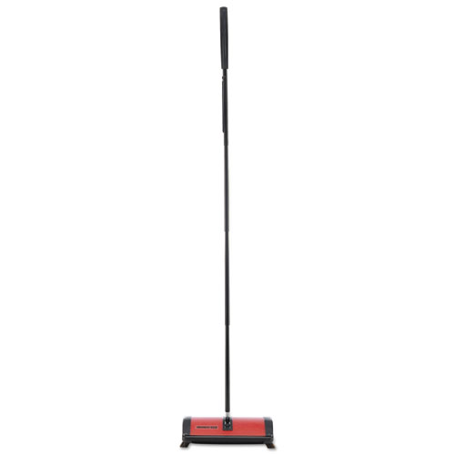 Oreck Commercial HOKY Wet/Dry Floor Sweeper, Red, 9 1/2 x 8 x 43 1/2