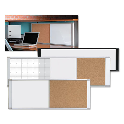 Bvcxa42003700 Mastervision Combo Cubicle Workstation Dry
