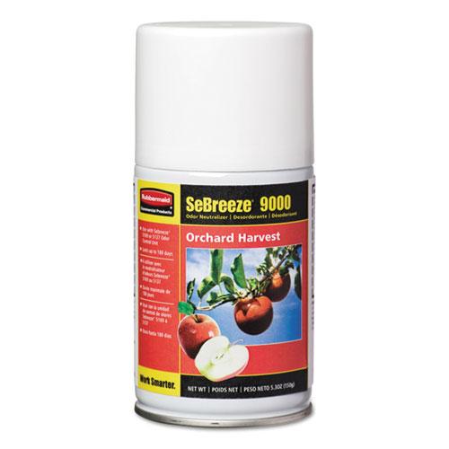 SeBreeze Fragrance Aerosol Canister, Variety Pack, 5.3 oz, 6/Pack 5168