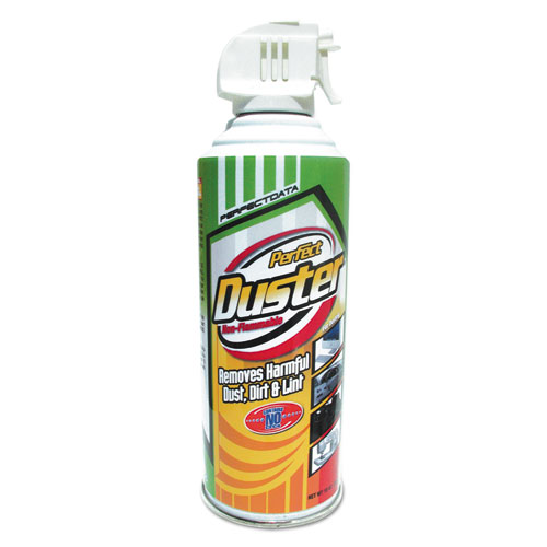 Non-Flammable Power Duster, 10 oz Can | by Plexsupply