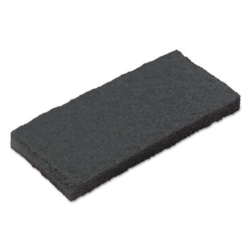Medium-Duty Blue Pad, 4 x 10