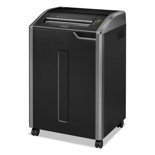 Powershred 485Ci 100% Jam Proof Cross-Cut Shredder, 30 Manual Sheet Capacity, TAA Compliant | by Plexsupply