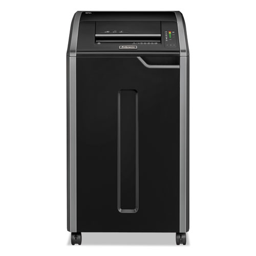 Powershred 425Ci 100% Jam Proof Cross-Cut Shredder, 30 Manual Sheet Capacity, TAA Compliant | by Plexsupply