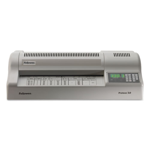 Proteus 125 Laminator, 12 Max Document Width, 10 mil Max Document Thickness