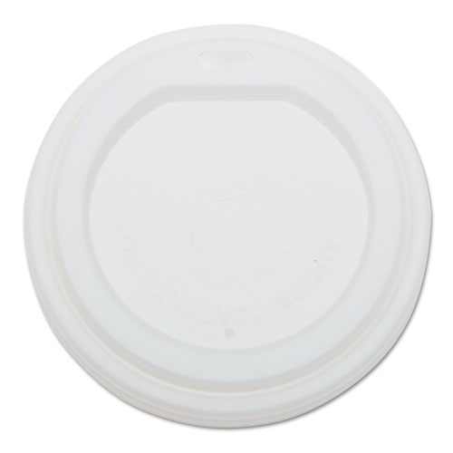 Cup Lids for 10-20oz Hot Cups, 1000/Carton RP11CT