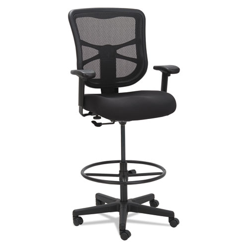 Stupendous Alera Elusion Series Mesh Stool Black Thegreenoffice Com Cjindustries Chair Design For Home Cjindustriesco