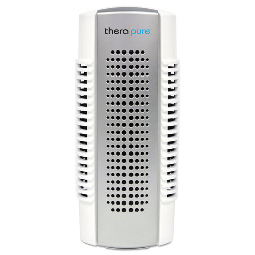 Mini Plug-In Collection Blade Air Purifier, One Speed, White TPP50WHT