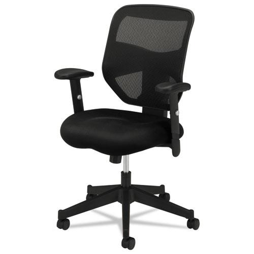 Bsxvl531mm10 Basyx 174 Vl531 Series High Back Work Chair Zuma