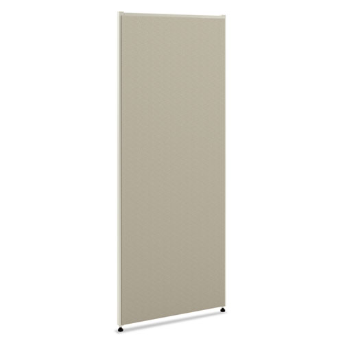 VersE Office Panel, 36w x 60h, Gray | by Plexsupply