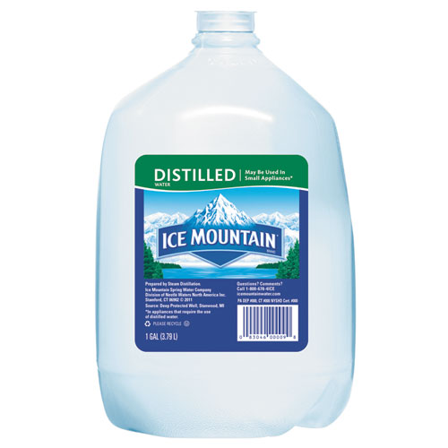Nle100585 Nestle Waters 174 Distilled Water Zuma