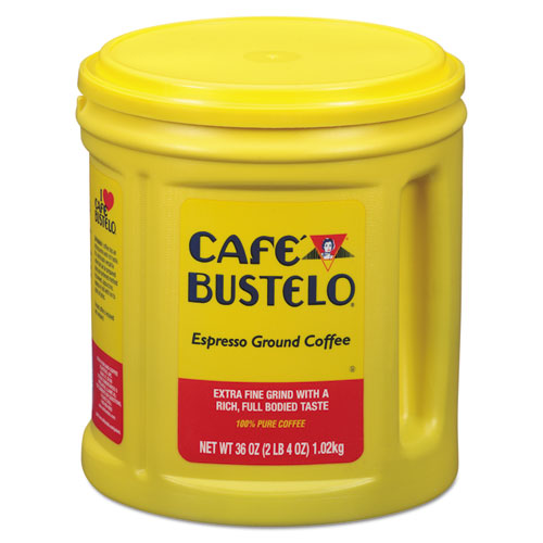 CafE Bustelo, Espresso, 36 oz | by Plexsupply