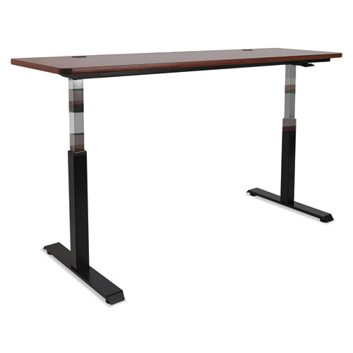 Alehtpn1b Alera Pneumatic Height Adjustable Table Base Zuma