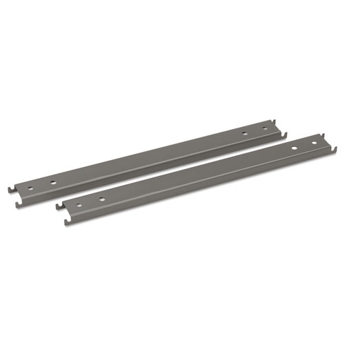 Double Cross Rails for 42 Wide Lateral Files, Gray