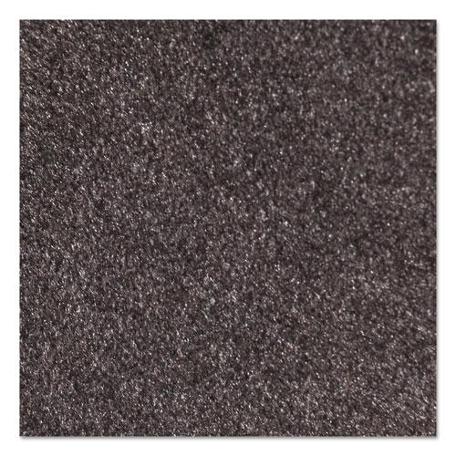 Crown Rely-On Olefin Indoor Wiper Mat, 36 x 120, Walnut