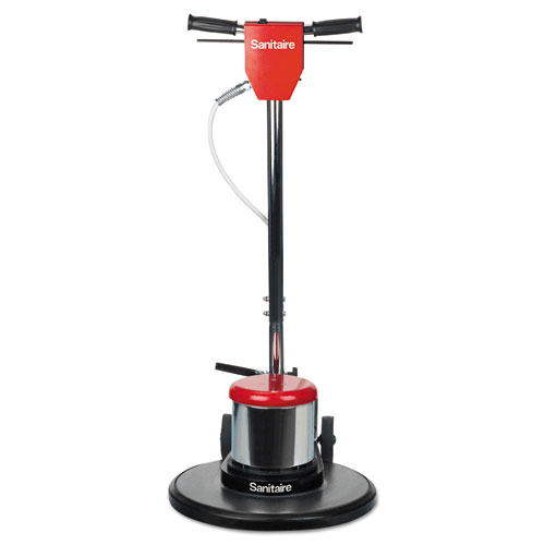 """Sanitaire® SC6025D Commercial Rotary Floor Machine, 1 1/2 HP Motor, 175 RPM, 20"""" Pad"""