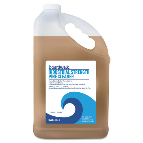 Industrial Strength Pine Cleaner, 1 Gallon Bottle, 4/Carton