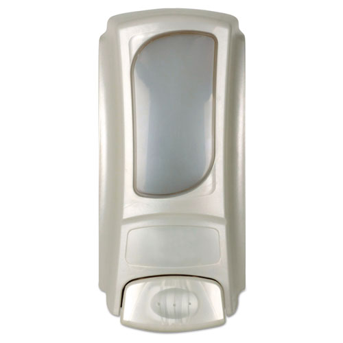 Dial® Professional Hand Care Anywhere Dispenser, 15oz Refills,3.875 x 3.25 x 7.875, Pearl, Plastic