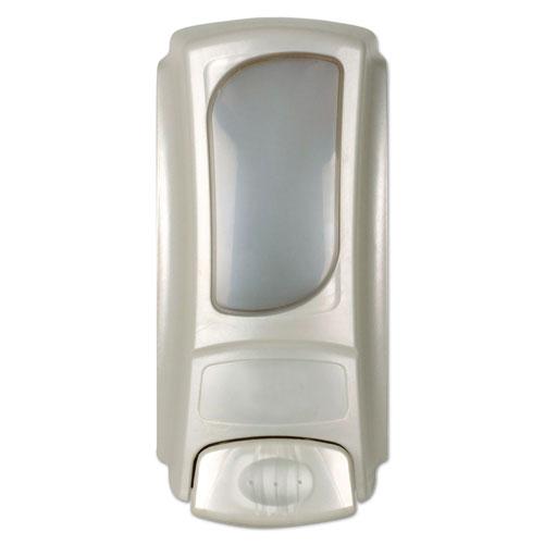 Hand Care Anywhere Flex Bag Dispenser, 15 oz, 4 x 3.1 x 7.9 Pearl, 6/Carton