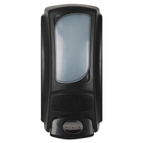 Hand Care Anywhere Flex Bag Dispenser, 15 oz, 4 x 3.1 x 7.9, Black, 6/Carton