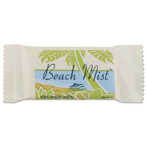 Face and Body Soap, Beach Mist Fragrance,  3/4 Bar, 1000/Carton