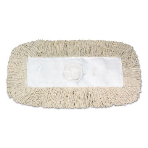 Dust Mop, Disposable, 5 x 30, White