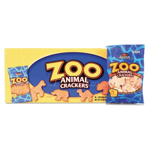 Keb827545 Austin 174 Zoo Animal Crackers Zuma