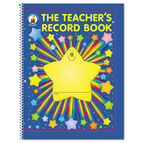 Classroom Record Book, Wirebound, 11 x 8-1/2, 96 Pages | by Plexsupply