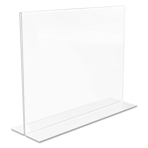 classic image double 2 insert  clear