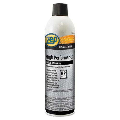 Zep Professional® High Performance Mist Adhesive, 20 oz, Aerosol, 12/Carton