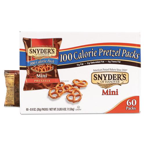Sny827582 Snyder S 174 Mini Pretzels Zuma