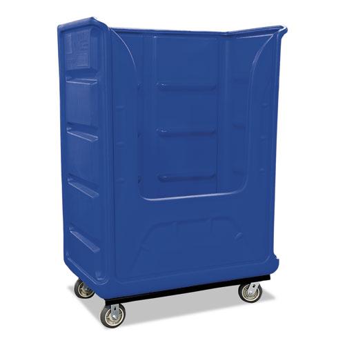 Bulk Transport Truck, 28 x 48 x 68 1/2, 1000 lbs. Capacity, Blue