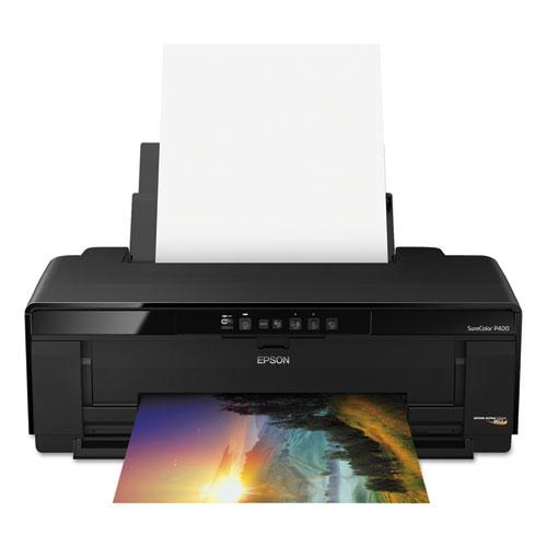 SureColor P400 13 Wireless Wide Format Inkjet Printer