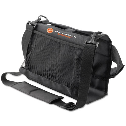 PortaPower Carrying Case, 14 1/4 x 8 x 8, Black | by Plexsupply