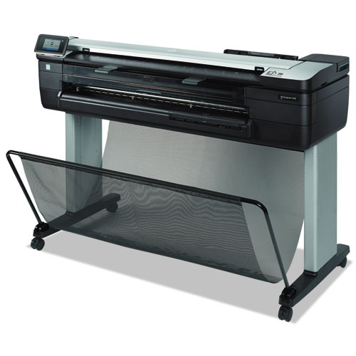 Designjet T830 36 Wireless Multifunction Wide Format Inkjet Printer