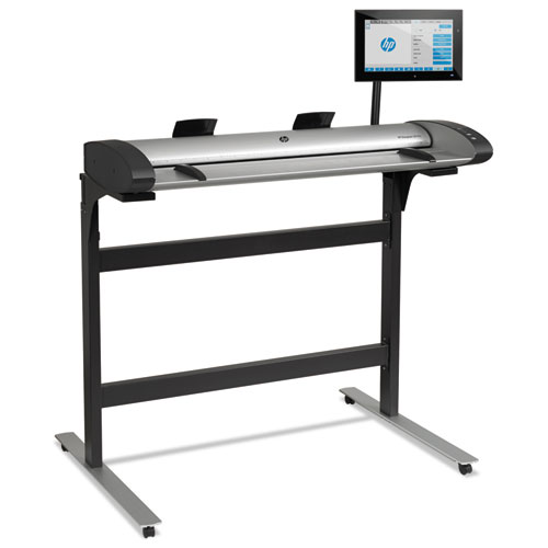 SD Pro 44 Large-Format Scanner, Scans Up to 44 x 1204, 1200 dpi Optical Resolution