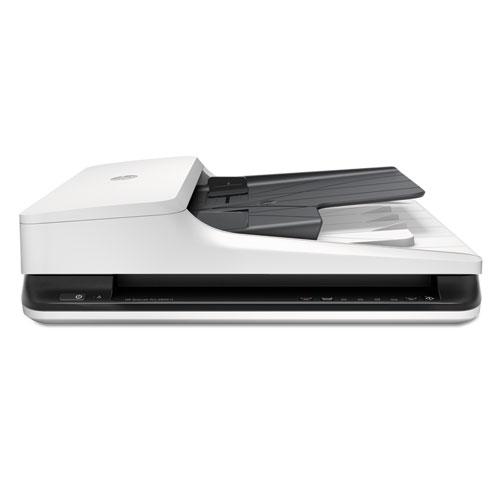 Scanjet Pro 2500 f1 Flatbed Scanner, 1200 dpi Optical Resolution, 50-Sheet Duplex Auto Document Feeder