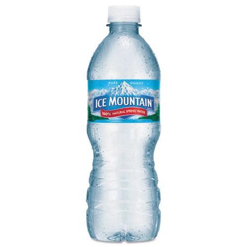 Ice Mountain® Natural Spring Water, 16.9 oz Bottle, 40 Bottles/Carton