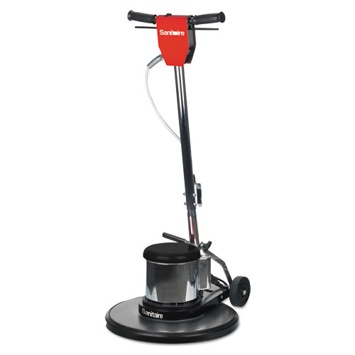 "Sanitaire® CAST Floor Machine, 1 1/2 HP Motor, 175 RPM, 20"" Pad"