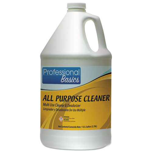 Professional Basics All Purpose Cleaner, Lavender Scent, 1 gal Bottle