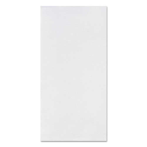 FashnPoint Guest Towels, 11 1/2 x 15 1/2, White, 100/Pack, 6 Packs/Carton