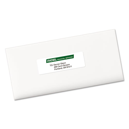 AVE8162 Avery Easy Peel Mailing Address Labels