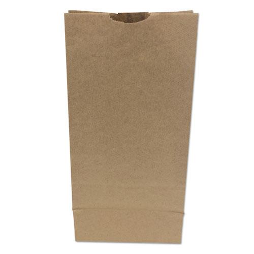 Husky Dubl Life SOS Bags, 8.25 x 15.88, Kraft, 500/Bundle