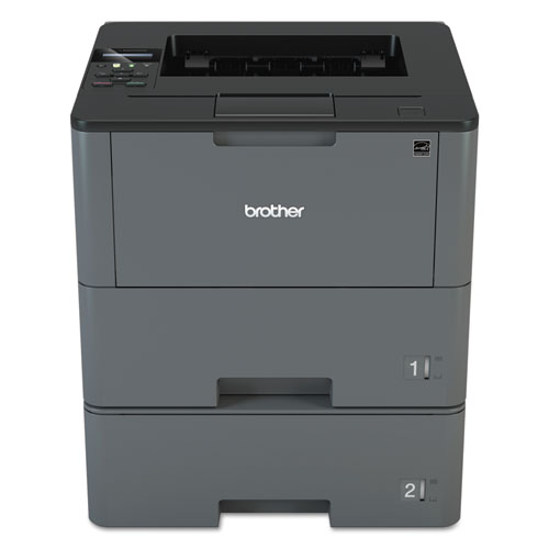 HLL6200DWT Business Laser Printer with Wireless Networking, Duplex Printing, and Dual Paper Trays