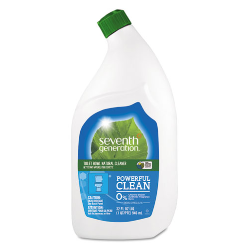Natural Toilet Bowl Cleaner, Emerald Cypress & Fir Scent, 32 oz Bottle