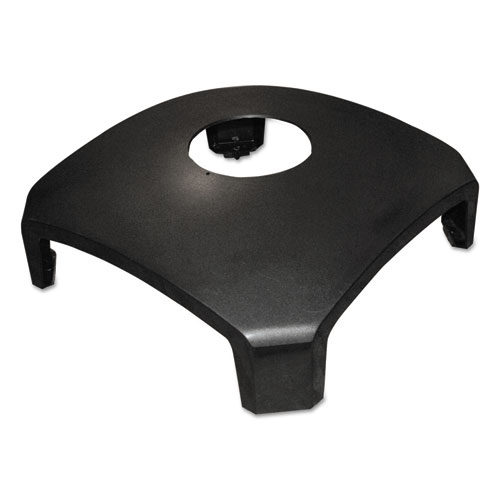 Landmark Series Replacement Part, Hood Top with Hole, 26w x 26d x 10.25h, Sable