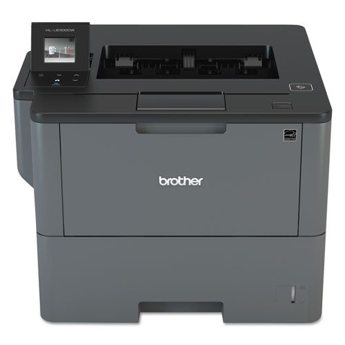 HLL6300DW Business Laser Printer for Mid-Size Workgroups with Higher Print Volumes